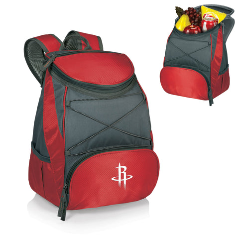 Houston Rockets Insulated Backpack  - PTX by Picnic Time