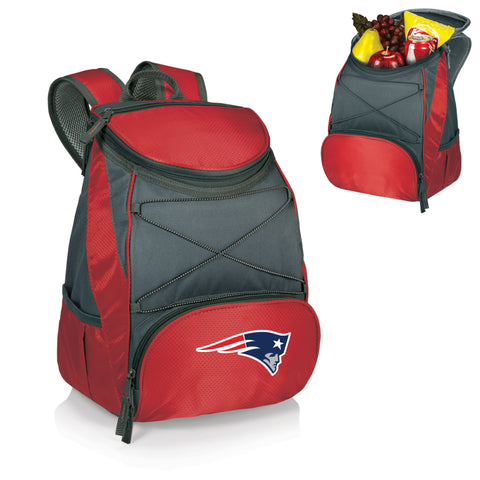 New England Patriots Insulated Backpack  - PTX by Picnic Time