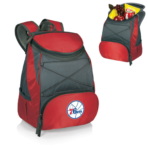 Philadelphia 76ers Insulated Backpack  - PTX by Picnic Time