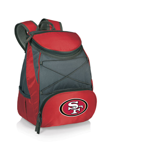 San Francisco 49ers Insulated Backpack  - PTX by Picnic Time