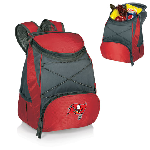Tampa Bay Buccaneers Insulated Backpack  - PTX by Picnic Time