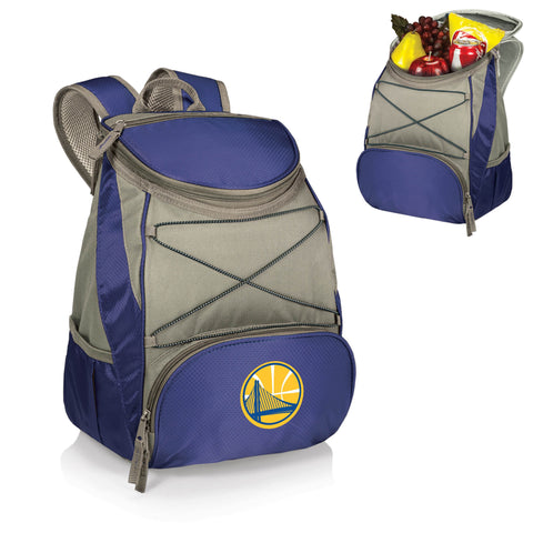 Golden State Warriors Insulated Backpack  - PTX by Picnic Time