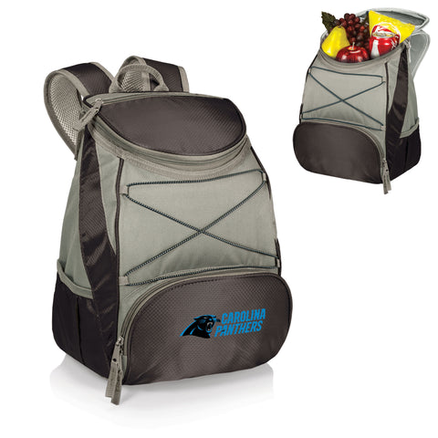 Carolina Panthers Insulated Backpack  - PTX by Picnic Time