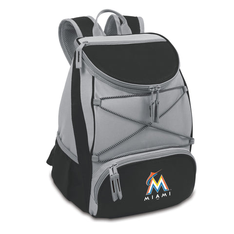 Miami Marlins Insulated Backpack  - PTX by Picnic Time