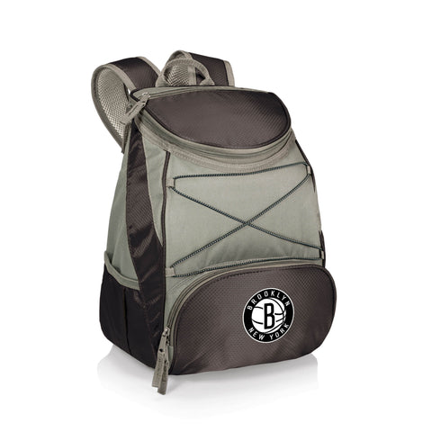 Brooklyn Nets Insulated Backpack  - PTX by Picnic Time