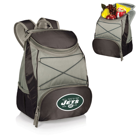 New York Jets Insulated Backpack  - PTX by Picnic Time