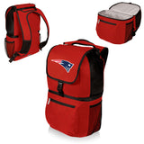 New England Patriots Insulated Backpack  - Zuma by Picnic Time