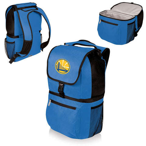 Golden State Warriors Insulated Backpack  - Zuma by Picnic Time