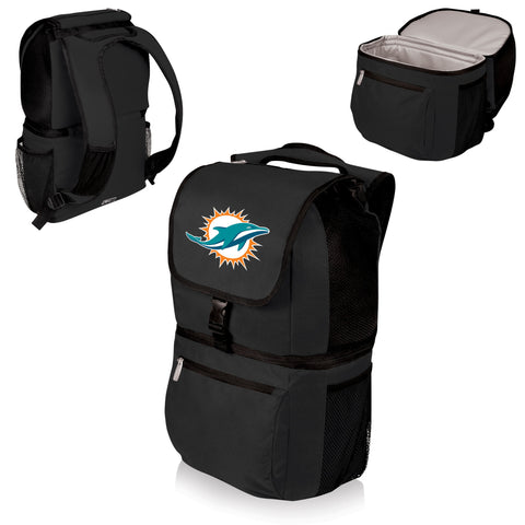 Miami Dolphins Insulated Backpack  - Zuma by Picnic Time