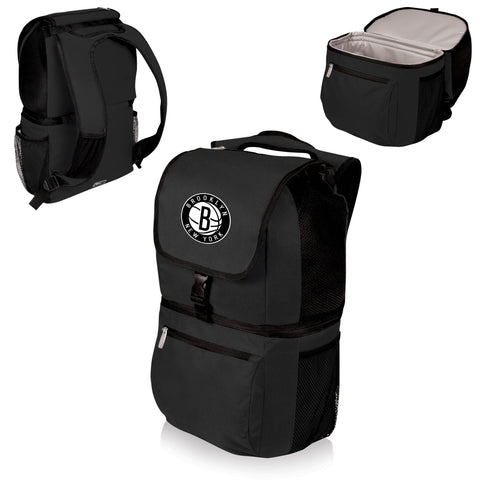 Brooklyn Nets Insulated Backpack  - Zuma by Picnic Time