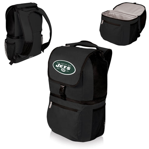 New York Jets Insulated Backpack  - Zuma by Picnic Time
