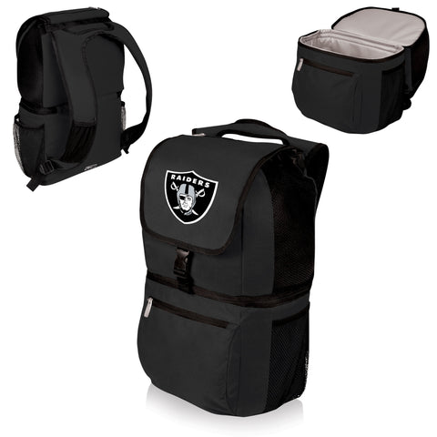 Oakland Raiders Insulated Backpack  - Zuma by Picnic Time