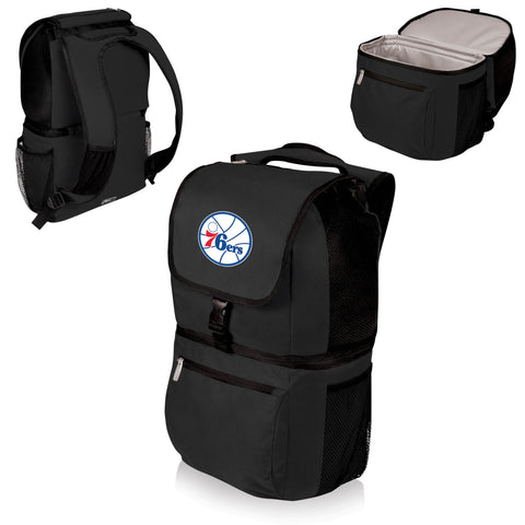Philadelphia 76ers Insulated Backpack  - Zuma by Picnic Time