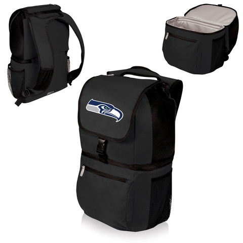 Seattle Seahawks Insulated Backpack  - Zuma by Picnic Time