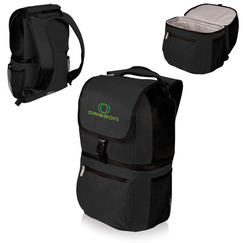 Oregon Ducks Insulated Backpack  - Zuma by Picnic Time