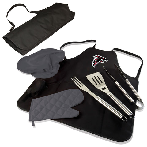 Atlanta Falcons BBQ Apron Tote  - by Picnic Time
