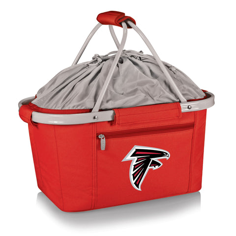 Atlanta Falcons Metro Basket by Picnic Time