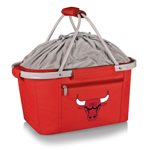 Chicago Bulls Metro Basket by Picnic Time