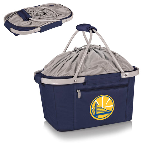 Golden State Warriors Metro Basket by Picnic Time