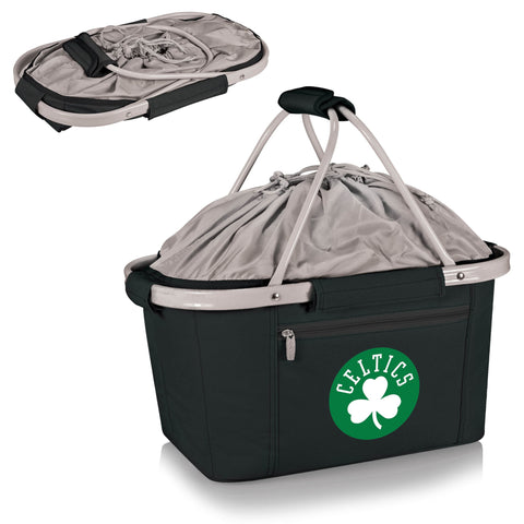 Boston Celtics Metro Basket by Picnic Time