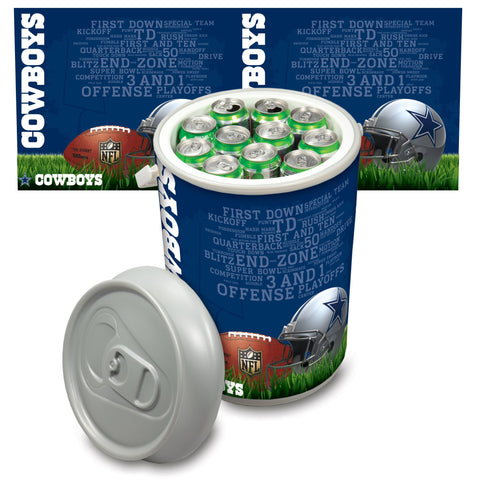 Dallas Cowboys Mega Can Cooler by Picnic Time
