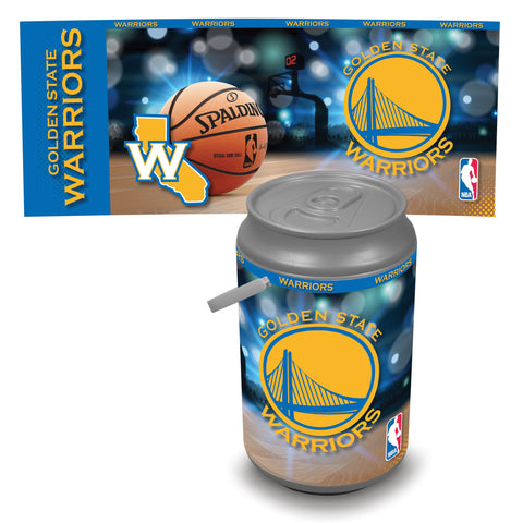 Golden State Warriors Mega Can Cooler by Picnic Time