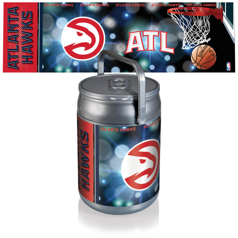 Atlanta Hawks Can Cooler by Picnic Time