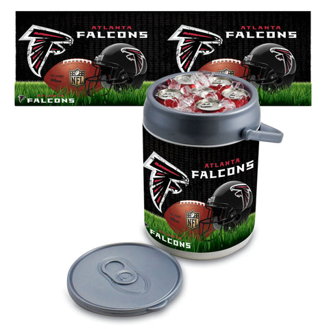 Atlanta Falcons Can Cooler by Picnic Time