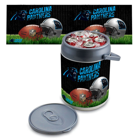 Carolina Panthers Can Cooler by Picnic Time