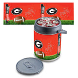 Georgia Bulldogs Can Cooler by Picnic Time