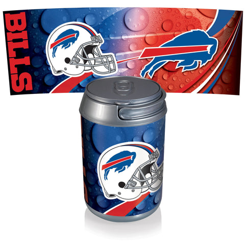 Buffalo Bills Mini Can Cooler by Picnic Time