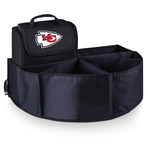 Kansas City Chiefs Trunk Boss Organizer/Cooler