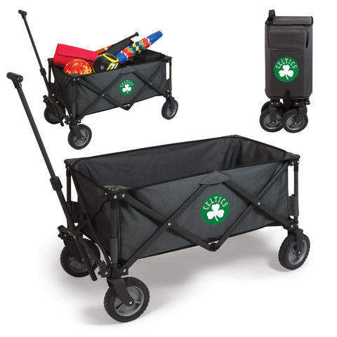 Boston Celtics Adventure Wagon by Picnic Time