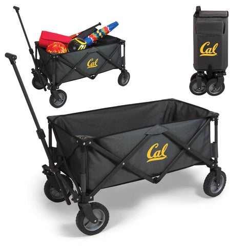 Berkeley Golden Bears Adventure Wagon by Picnic Time