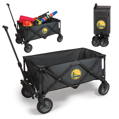 Golden State Warriors Adventure Wagon by Picnic Time