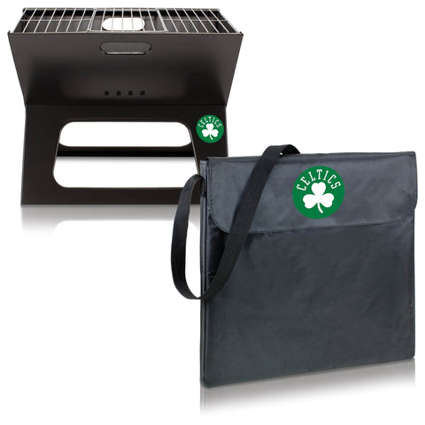 Boston Celtics X-Grill by Picnic Time