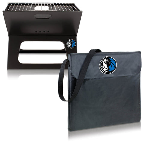 Dallas Mavericks X-Grill by Picnic Time