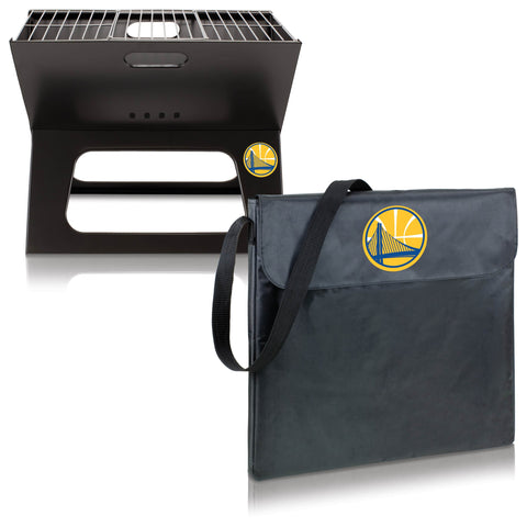Golden State Warriors X-Grill by Picnic Time