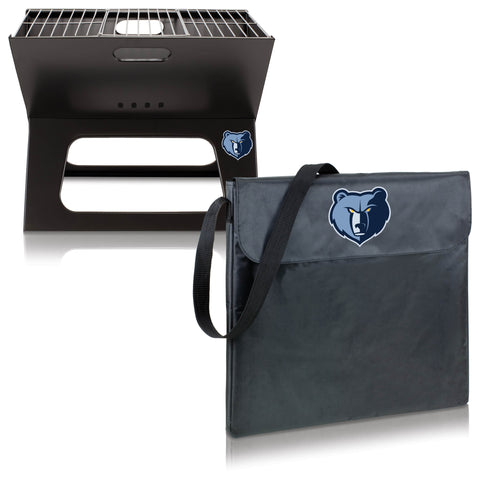 MEMPHIS GRIZZLIES X-Grill by Picnic Time