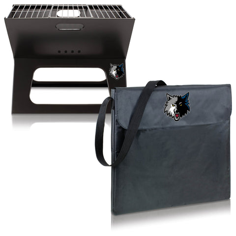 MINNESOTA TIMBERWOLVES X-Grill by Picnic Time
