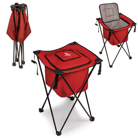 Houston Rockets Portable Cooler - Sidekick by Picnic Time