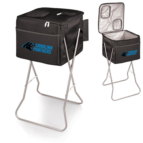 Carolina Panthers Party Cube Cooler - Party Cube by Picnic Time