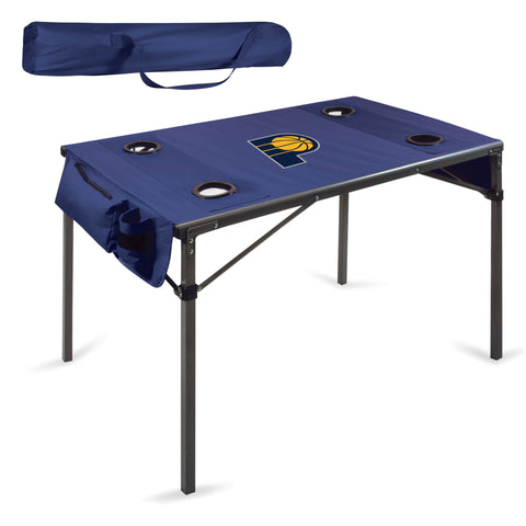 Indiana Pacers Travel Table - by Picnic Time