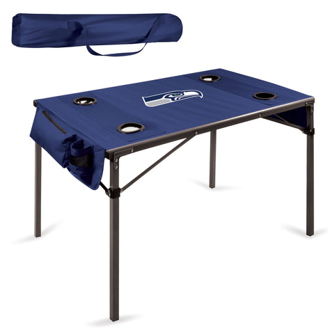 Seattle Seahawks Travel Table - by Picnic Time