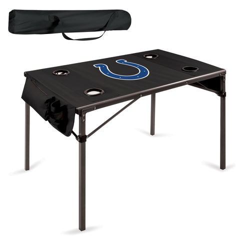 Indianapolis Colts Travel Table - by Picnic Time