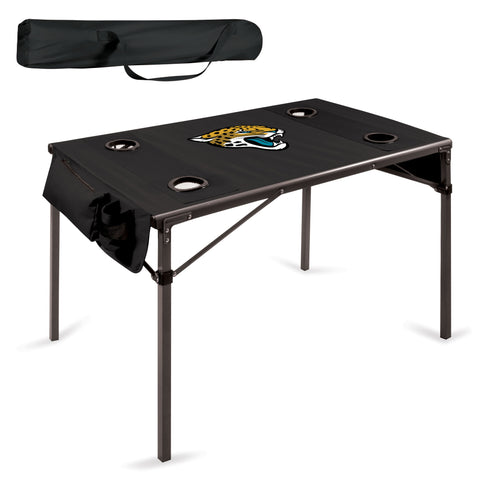 Jacksonville Jaguars Travel Table - by Picnic Time