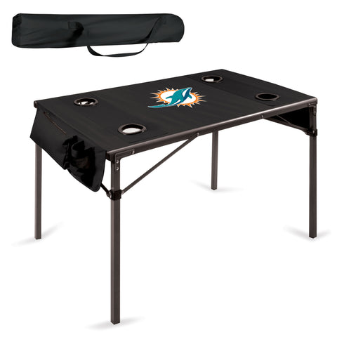 Miami Dolphins Travel Table - by Picnic Time