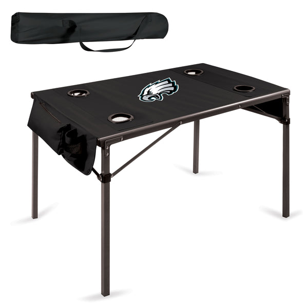 Philadelphia Eagles Travel Table - by Picnic Time