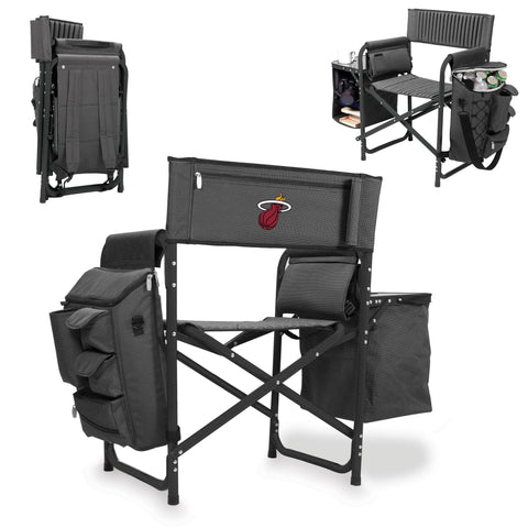 Miami Heat Fusion Chair by Picnic Time