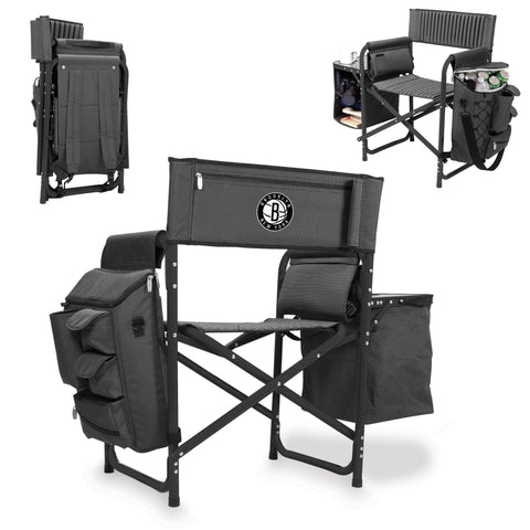 Brooklyn Nets Fusion Chair by Picnic Time